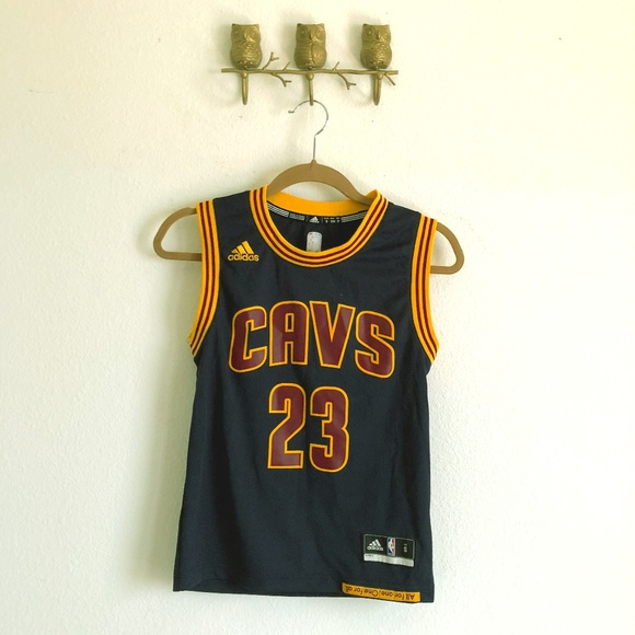 new concept 8ddfb 03bc0 Lebron James CAVS 23 Jersey Tank